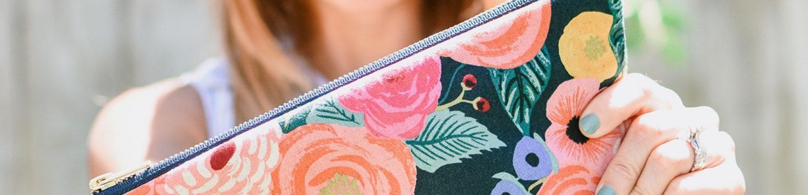 Style Guide: Juliet Rose Signature Clutch