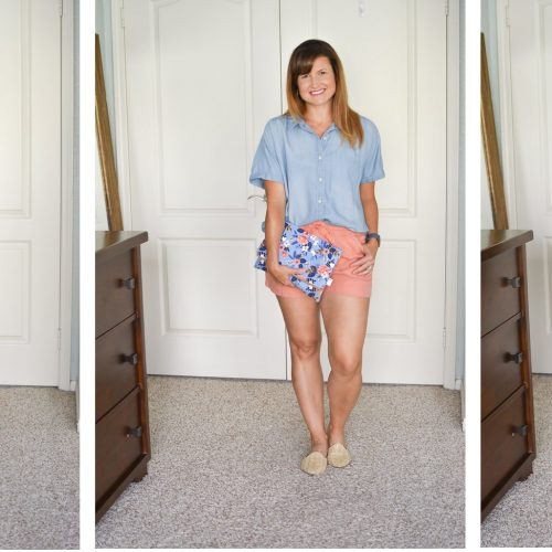 Style Guide: How to Style Soft Shorts