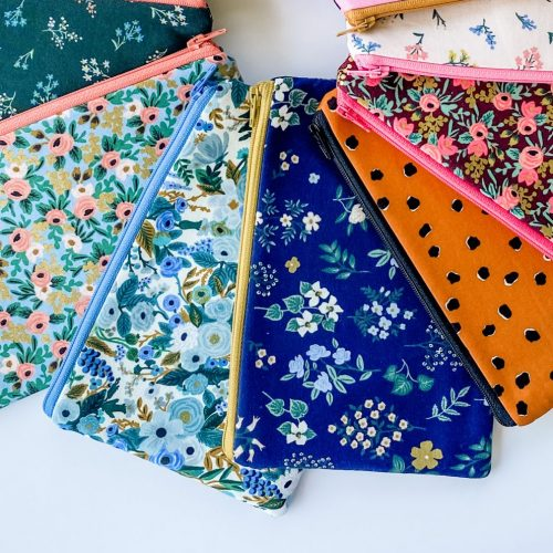 30+ Creative Ways to Use a Zipper Pouch